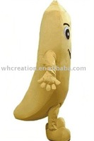 High Quality Mascot Costume banana cartoon costume character costume
