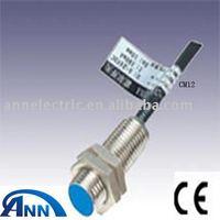 Capacitance proximity switch sensor CM12,10 pcs/lot,wholesale/retail