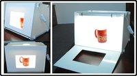 Mini Photo Studio Photography Light Box Photo Box MK30-40-50 For Network (EBAY) seller,Free Shipping, 310*225*230mm