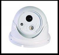 IR CCTV camera mental conch camera