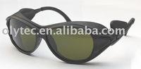 laser safety eyewear 190-450nm & 800-2000nm O.D 4 + CE High VLT%