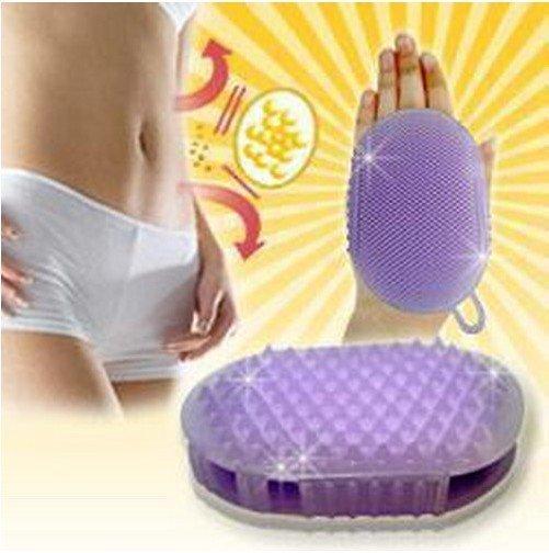 Hot! Massage Glove anti fat Body arm leg weight free ship(China (Mainland))