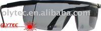 laser protection glasses  for 10600nm Co2 laser , CE O.D 4+ high V.L.T%