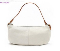 7 Colors Mixed, Lady's Mini Clutch Leather Bag/Fashion Handbag/Party Bag/Purse, 4 pieces/lot Wholesale, Free Shipping!