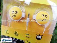 HOT!cute Colorful earphone colour decoration
