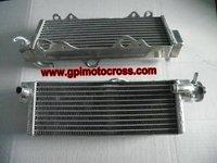for HONDA CR125 2000 2001 2002 2003 2004 oversize dirt bike motocross aluminum Radiator
