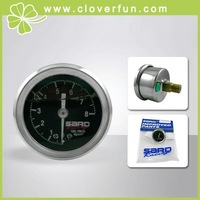 SARD Liquid-Filled Fuel Pressure Gauge Fuel Regulator