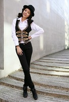 fast shipping wholesale(2pcs/lot) ladies pants