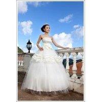 Bridal wedding dress / their excellent high-end wedding / wedding Qi
