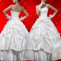 Bridal wedding dress - super pretty sweet fairy princess wedding