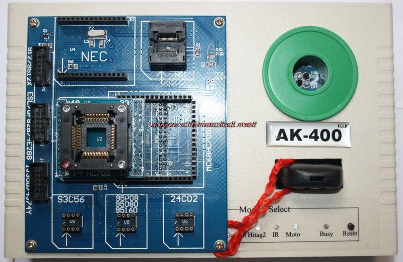 AK400 key programmer(China (Mainland))