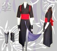 Wholesale--Hot Selling low price Cosplay Costume C0113 Naruto Temari II