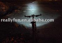 CE Bicycle HeadLight/shockproof  LED Bike Head Light+5 LED Safety Flashlight/ Torch Bike Bicycle 5 LED Head Light/torch