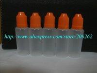 20ml 100pcs a lots child-proof Eye drop bottle new pe eye drop bottle, dropper botte , e lquid bottles , plastic bottles