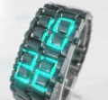 china watch, LED Metal Fashion Watch,best sell,with box,best price,free shipping ,