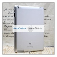 For iPad 2 Crystal Case,Ultra thin crystal cover,clear case