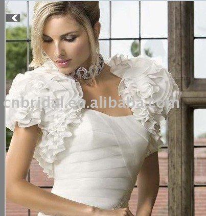 new styles wedding bolero WJ186