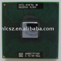 CPU P7450 SLB54 3M 2.13GHz 1066 laptop CPU