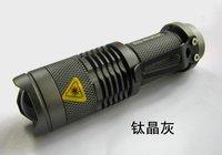 <WFSM>Free shipping.mini LED.torch.flashlight.good quality
