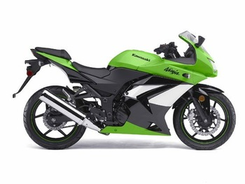 EMS Free kawasaki Ninja 250R 2008-2010 Fairing kit + Windscreen---6