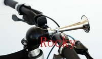 NEW Chrome Retro Style Bike Bicycle Air/Horn Bicycle Bell/bicycle ring/Loud new/with clip