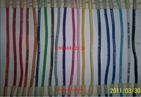free shipping 100pcs/lot rope necklaces 2 ropes braided necklaces,Chinese necklaces 100pcs/lot