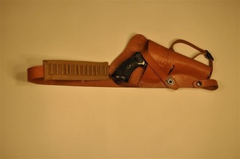 VICTORY PILOT MODEL SHOULDER HOLSTER