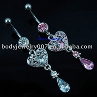 belly ring button ,nice and new style JFB-7216