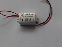 led constant current driver;1*1w/1*3w/3*1w;AC85-265V input