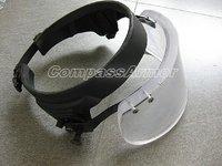 Demountable Bulletproof Mask for helmet with NIJ IIIA level with free shipping cost