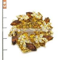 2012  fashion scraf clip brooch, cheap free shipping fashion crystal brooch , Brooch Pins,large brooch,flower brooch.