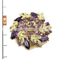 2011 fashion scraf clip brooch, cheap free shipping fashion crystal brooch , Brooch Pins,large brooch,flower brooch.