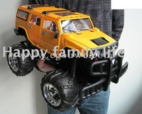 Free Shipping  1:8  remote bigfoot suvs hummer /Remote-controlled car door