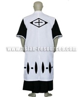 Wholesale Freeshipping Hot Selling Cheap New Cosplay Costume C0226 Bleach Toushiro