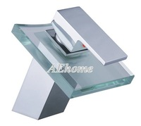 1pc free shiping waterfall basin faucetr AEhome40