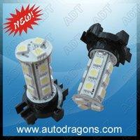 Free shipping, PY24W LED Turn Signal Bulbs,work on E92 E93 E70 E71 E87  1
