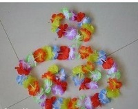 Children Hawaiian leis 4pcs set/kids hawaii leis set 4pcs/matching Hawaiian garland 4pcs set/Baby  flower lei 4pcs set/luau leis