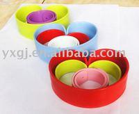 Love Special Slap Bracelets