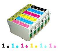 12 x High capacity V6.0N ink cartridges for Artisan 700 710 800 810 T0981 - T0986 98N v6.0n