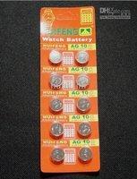 50 x AG10 LR1130 KA54 189 L1131 LR54 389A, 390A, D189,189, G10, G10A Coin Cell Battery Batteries