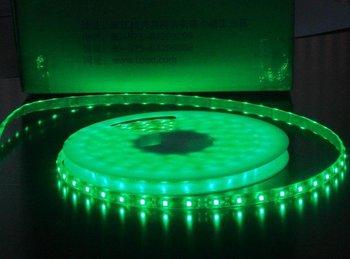 Green 5M 500CM 3528 SMD LED Strip Light 300 leds 12V+Power source