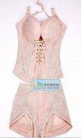 New Woman's Li girly pretty strong 3G upgrade magic underwear bra breast DEU Body Double 5pcs