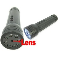 LED Flashlight Support PC Camera + USB Port +4GB