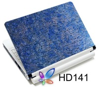 100pcs/lot More than 150 designs 15inch Laptop Notebook Leather Skin Sticker Cover Outside+Wrist