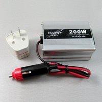 200W USB Car Inverter Power AC Adapter Converter 100% New [CP131]