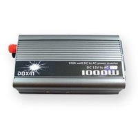 1000W 110V DC to AC Car Auto Mobile Power Inverter Modified Sine Wave Adapter Hot Sale [CR16]