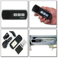 Bluetooth Handsfree Speaker NEW BLUETOOTH HANDSFREE CAR KIT SPEAKER FOR CELLPHONE NOKIA n95 n97 n82 6300 motorola blackberry