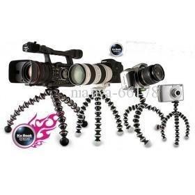 Special wholesale small octopus support digital camera  tripod  10pcs/lots