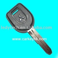 Mitsubishi transponder key with right blade 4D61 chip 45% free shipping