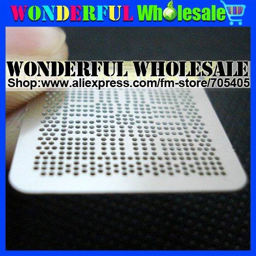 103pcs+Free Solder Flux+ Freeshipping BGA Directly Heated Stencil(China (Mainland))